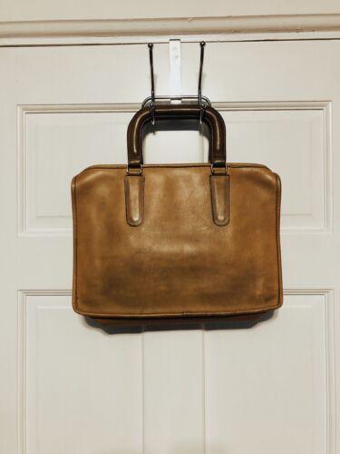 Vintage 1970s Coach Bonnie Cashin Leather Purse /