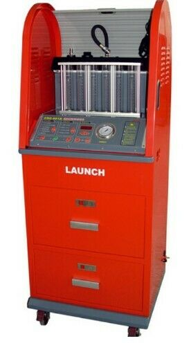 Launch  CNC601A  6 cylinder (on bench)