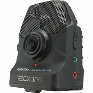 New-Zoom-Q2n-Handy-Video-Camera-Make-Offer-Free-Shipping-Auth-Dealer