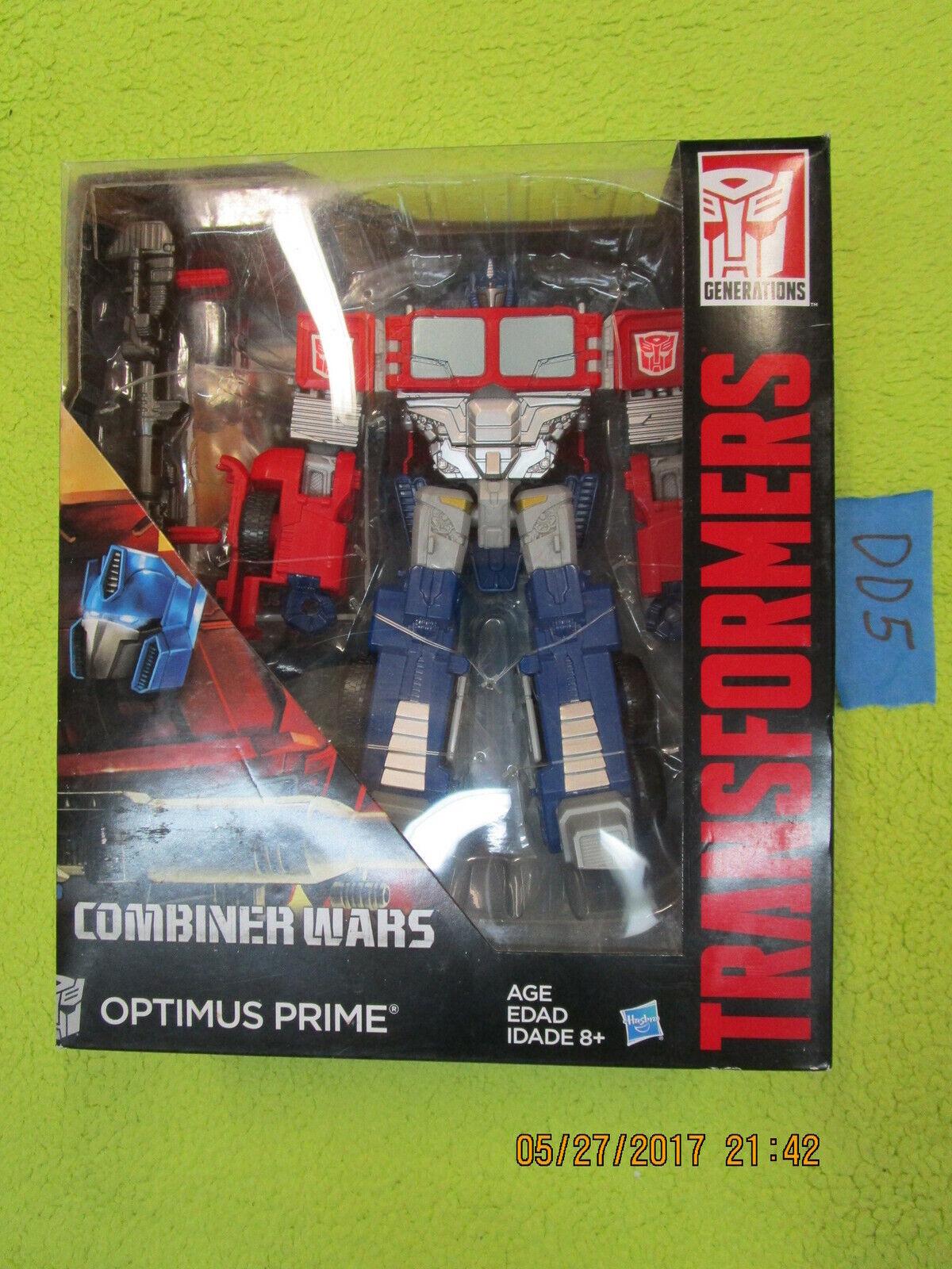 FF5 Transformers Generationer Lot CombNER VAROR G1 OPTIMUS PRIME Voyager klass Cw