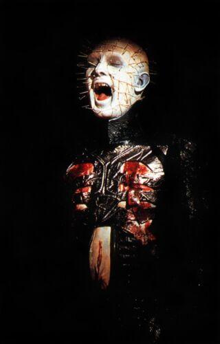 HELLBOUND HELLRAISER II 2 Movie Poster Horror Pinhead Cenobite