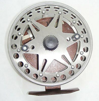 """FLOAT FISHING CENTERPIN REEL 5/"""" WITH 2 BALL BEARINGS NEW"""