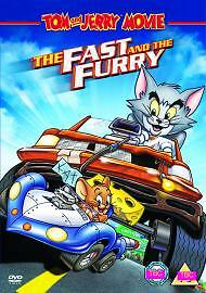 1 of 1 - Tom and Jerry: The Fast and the Furry DVD (2006)