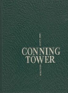 College-Yearbook-Plymouth-Teachers-College-Plymouth-NH-Conning-Tower-1961
