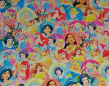 "SET of 56 1"" PRECUT Disney's ""PRINCESS"" Bottle Cap Images.Birthdays,hairbows"