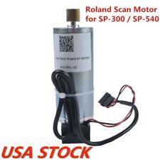Roland Scan Motor For Sp 300 Sp 300v Sp 540 Sp 540v Us Stock