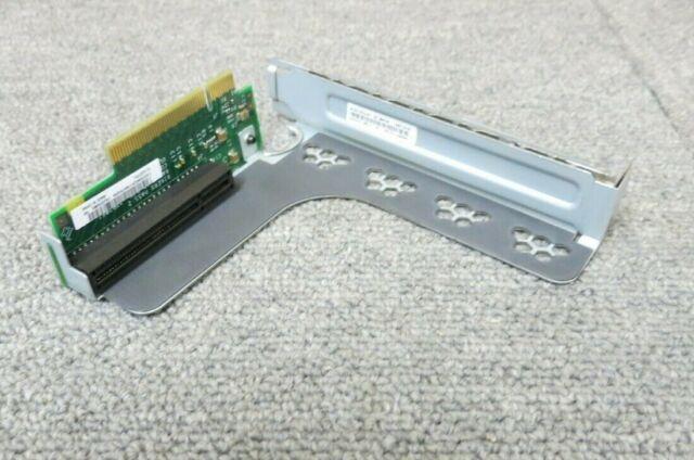 IBM 32R2881 32R2883 X3550 Server 1 ranura tarjeta vertical PCI Express Con Soporte