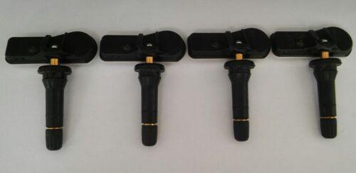 Presión de inflado del neumático x4 sensor presión neumáticos cuchillo rdks TPMS Opel Movano Vivaro nuevo ***