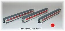 LS Models 79052 - 3tlg. Jeu CNL Ep.VI SER60 Logo SIRIUS Jeu A