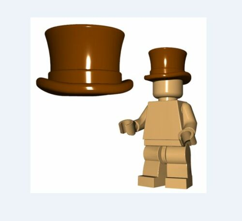Top hat for Lego Minifigures accessories