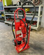 Motion Industries 007x25892 Vickers Hydraulic Fluid Power Filter Cart 75 Hp