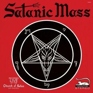 Anton Lavey - Satanic Mass (Blood Splatter Viny) [New Vinyl LP] Reissue