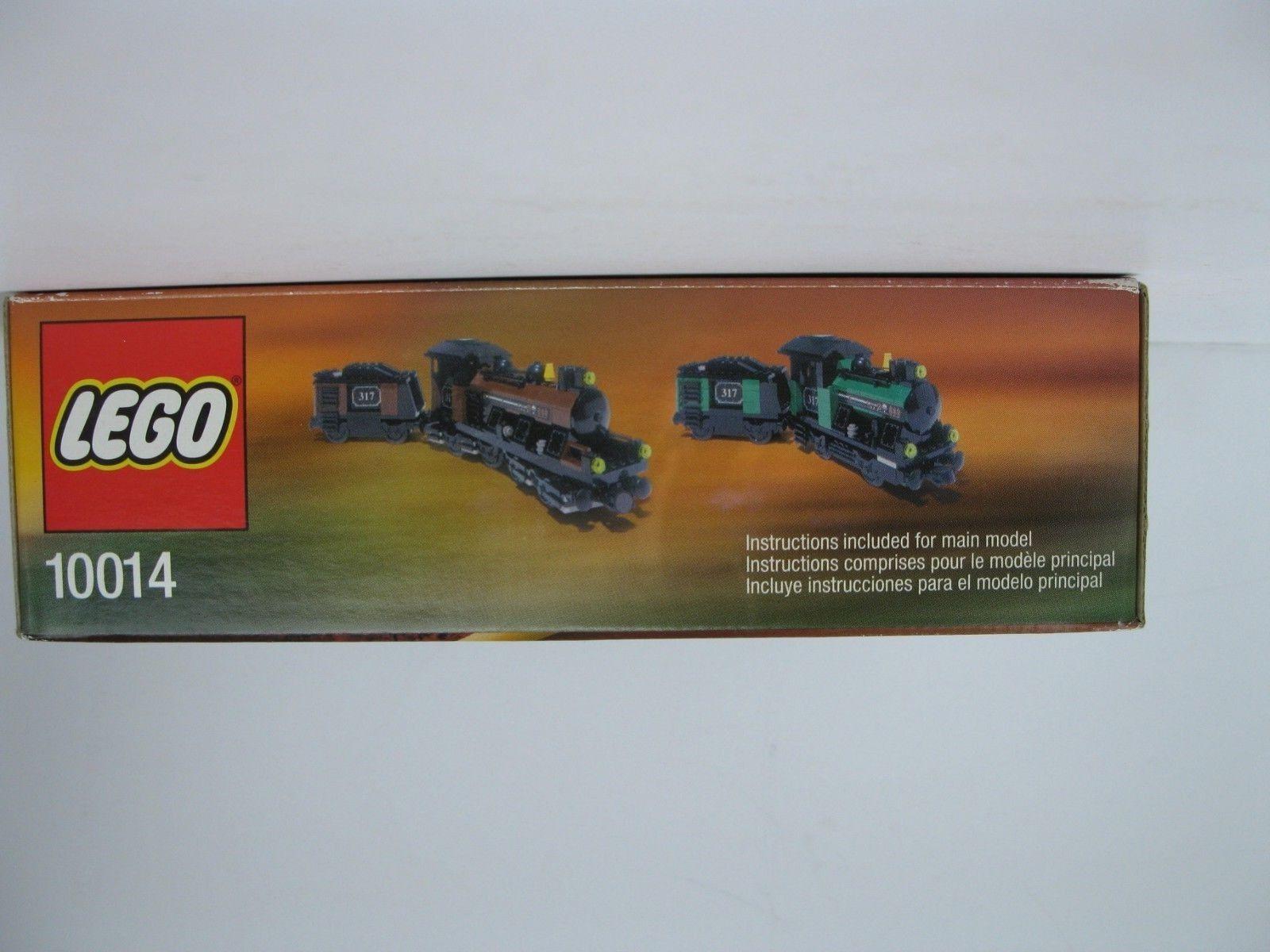 Lego furgón de cola (10014)