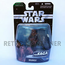STAR WARS Kenner Hasbro Action Figure - SAGA COLLECTION BLACK - Chewbacca