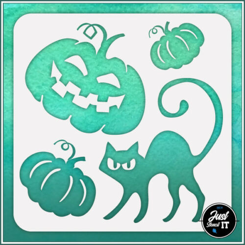 durable and reusable stencil for DIY painting /& crafts Halloween #1