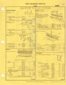 Service Manual for 1967 Plymouth A-Body B-Body C-Body Factory Shop