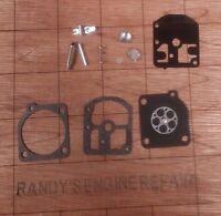Zama Rb-11 Carb Carburetor Kit Stihl 009 010 011 012 Chainsaw 0000 007 1082