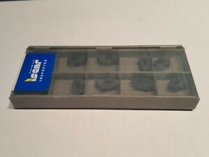 10-PC-GSFN5-IC908-ISCAR-INSERTS-NEW