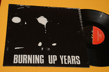 HUMAN INSTINCT LP BURNING UP YEARS EX+ TOP AUDIOFILI PROG