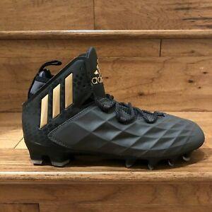 Adidas Freak LAX Mid sz 11 Black Gold