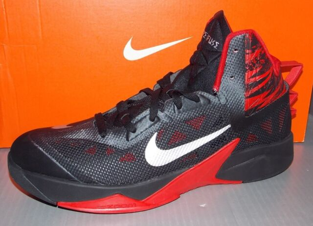 quality design 70320 dad0f Nike Zoom Hyperfuse 2013 Size 11 Mens Basketball Shoes 615896 001
