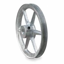 Congress Ca1400x118kw 1 316 Fixed Bore 1 Groove Standard V Belt Pulley 1400