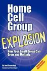 Home Cell Group Explosion by Joel Comiskey (Mixed media product, 2002)
