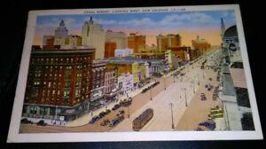 Vintage-Postcard-Canal-Street-New-Orleans-Louisiana-1935