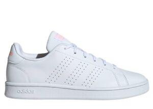 Adidas-ADVANTAGE-BASE-EE7510-Bianco-Scarpe-Donna-Sneakers-Sportive
