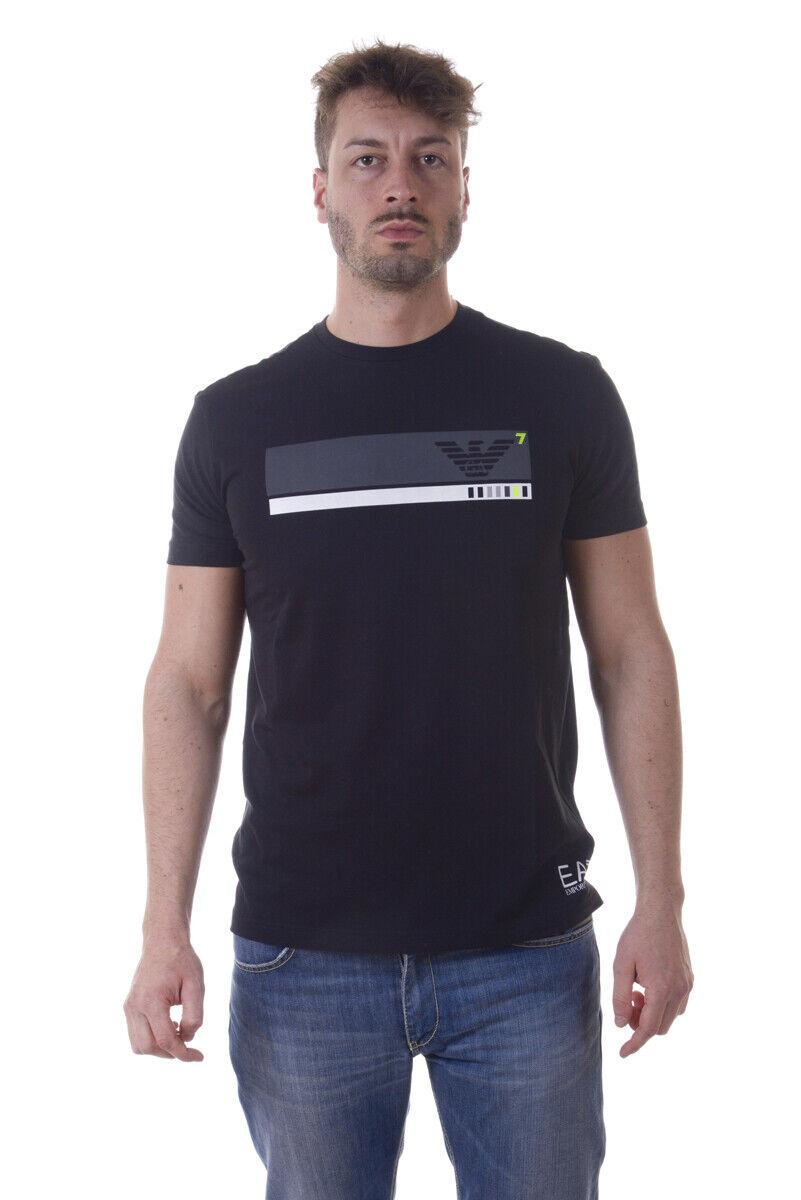 Emporio Armani EA7 camiseta Sudadera Hombre Negro 3 ypte 2PJ30Z  1200 Talla. L poner Oferta  servicio de primera clase