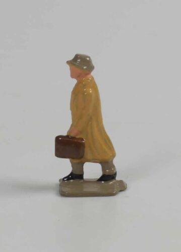 Märklin SIMA 404 Gb Figur seltener Reisender Metall 800 00 ST 9909-12-79