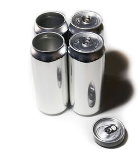 Details about 16oz Beer Cans For Homebrew Canners (40 cans) Aluminum Fill  Your Own Recyclable