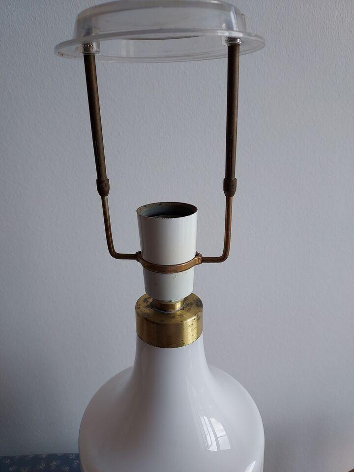Anden bordlampe, H