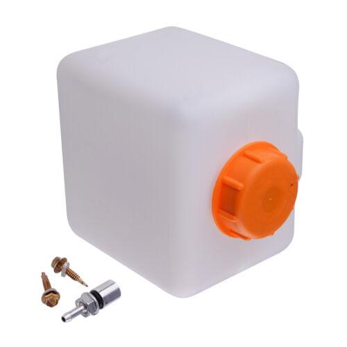 Capacidad de 2.5L tanque de combustible calentador de aparcamiento de plástico apto para Eberspacher Webasto Nuevo