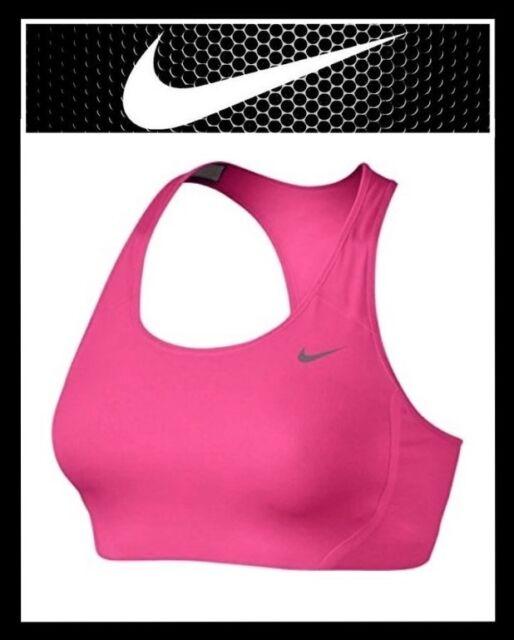 8c5f7198bec06 Nike Women s Dri-fit Victory Shape High Support Sports Bra S Vivid ...