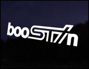 Boost-STi-n-Subaru-Impreza-Decal-Sticker-JDM-Vehicle-Bike-Bumper-Graphic-Funny