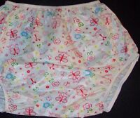 Adult Baby Xlarge Butterfly ( Christmas Sale ) Plastic Panties For Big Baby