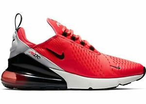 Nike Air Max 270 Red Orbit Black Vast Grey BV6078 600 | eBay