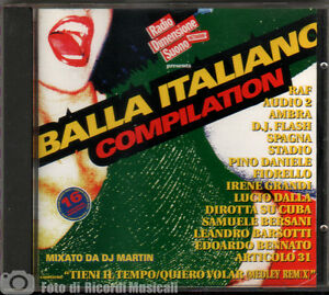 BALLA-ITALIANO-COMPILATION-Audio-2-Bersani-Spagna-Bennato-ecc-tutti-REMIX-RARO