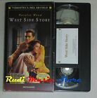 film VHS WEST SIDE STORY N. Wood CARTONATA VIDEOTECA DEL SECOLO (F11* ) no dvd