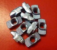 Bosch Rexroth - 3 842 536 604 - Stainless M6 X 1.0 Quarter Turn - 10 Pcs.