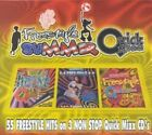 Freestyle Summer Quick Mixx 0720657908428 by Various Artists CD