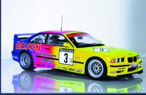 1:18 UT Models BMW Race E36 M3 GTR /'93 #3 Nissen /'Daloon/'