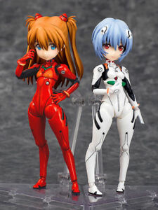 New Neon Genesis Evangelion Rei Ayanami Figure