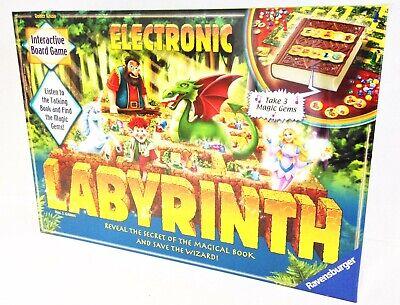 Labyrinth Englisch