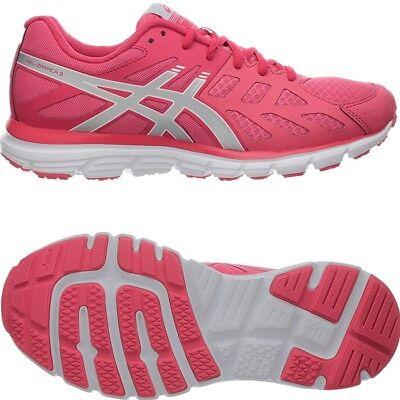 Asics Gel Zaraca 3 Pink oder Blau Damen-Laufschuhe mit Gel-Dämpfung NEU