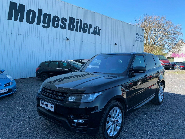 Land Rover Range Rover Sport 3,0 SDV6 HSE Dynamic aut. 5d - 899.900 kr.