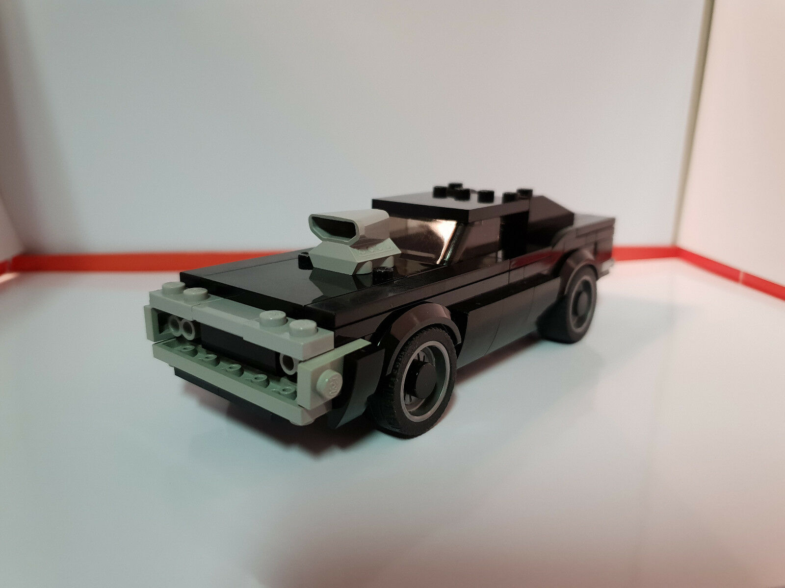 Lego Eigenbau Dodge Charger Fast and Furious