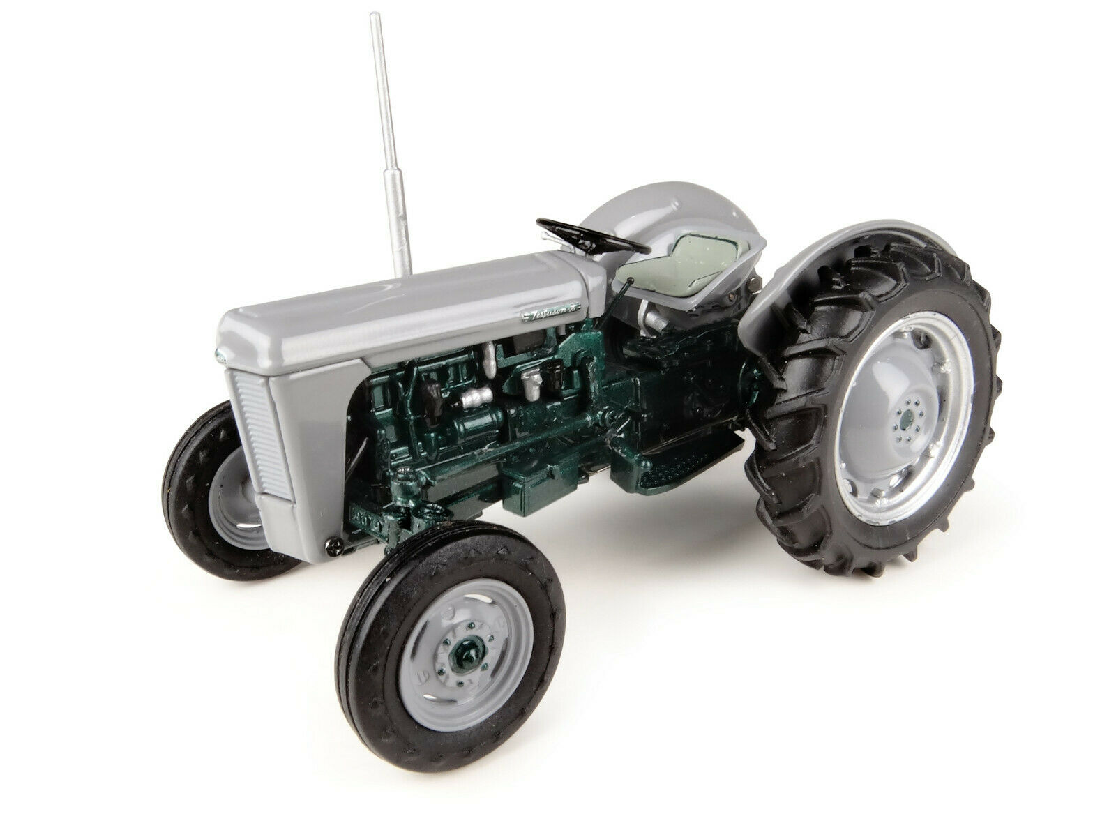 Universal Hobbies UH4988 Massey Ferguson TO35 Launch Edition Tractor 1 32