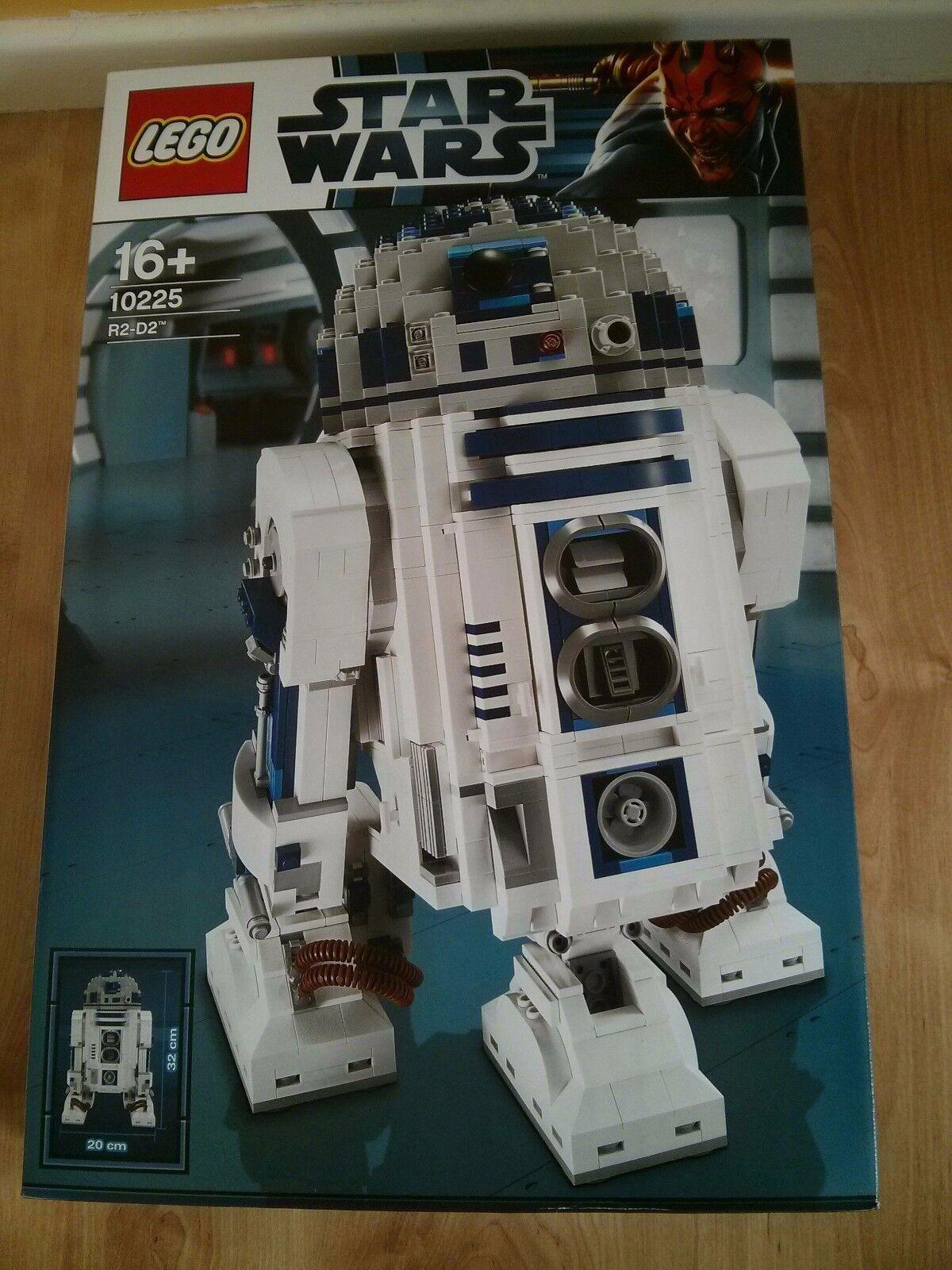 LEGO STAR WARS UCS 10225 R2-D2 Nuovo Sigillato Box Set bel regalo di Natale Gratis